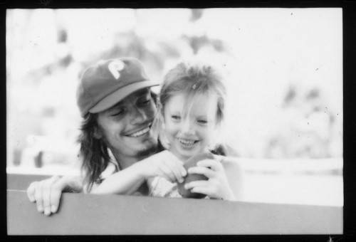 Jaco and Mary Pastorius
