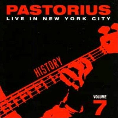 Live in New York City, Vol. 7: History