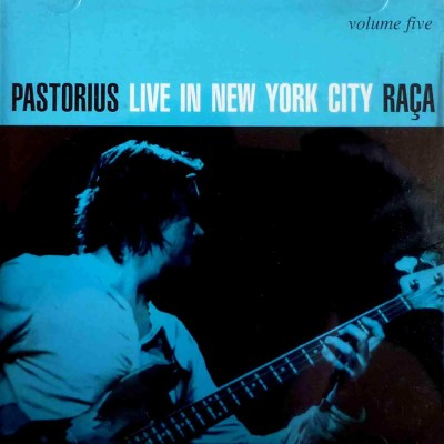 Live in New York City, Vol. 5: Raca